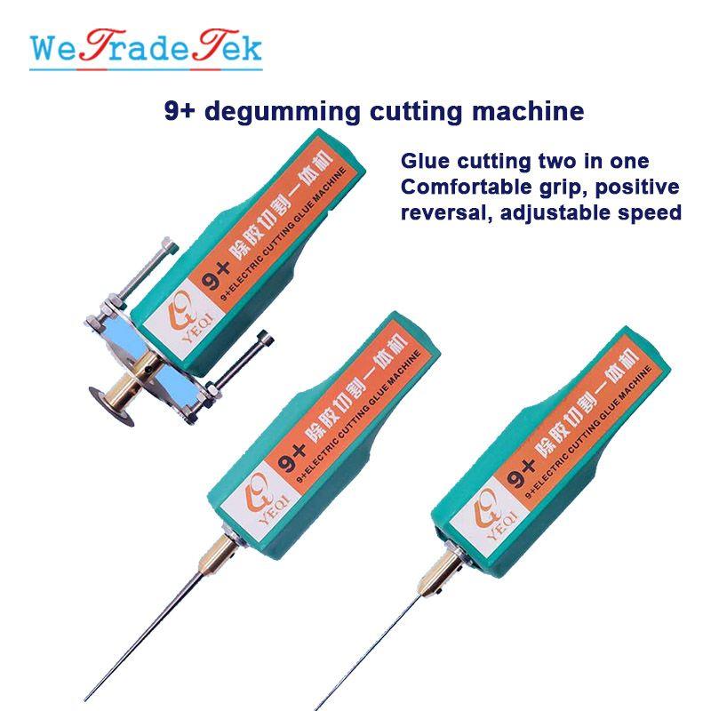2 In 1 LCD Screen OCA LOCA Kleber Entferner Telefon Bildschirm Schneiden Maschine für Telefon Bildschirm Reparatur Reparatur