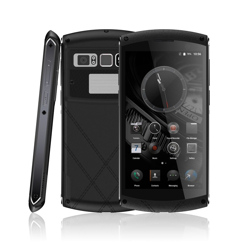 China Kcosit S2 Business Waterproof Phone Luxury Cell Phones Rugged Android Smartphone MTK6755 Octa Core 5