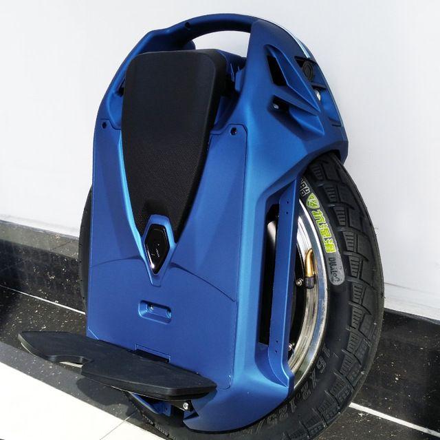 ROCKWHEEL GT16 Ein rad Hoverboard Elektro-scooter 2000 Watt Motor 80 V 858WH High Speed 60 km/std Bereich 70-100 KM mit Bluetooth APP