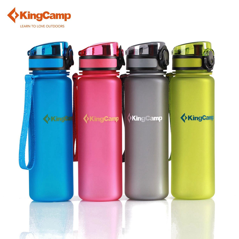 KingCamp 500 ml Sport Bouteille Portable Jus De Boisson Bouteille Pour Sports de Plein Air Cyclisme Voyage Camping Escalade Randonnée