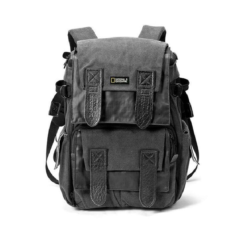 High Quality Camera Bag National Geographic NG W5071 Medium Rucksack Backpack f DSLR Camera 15.4' Laptop