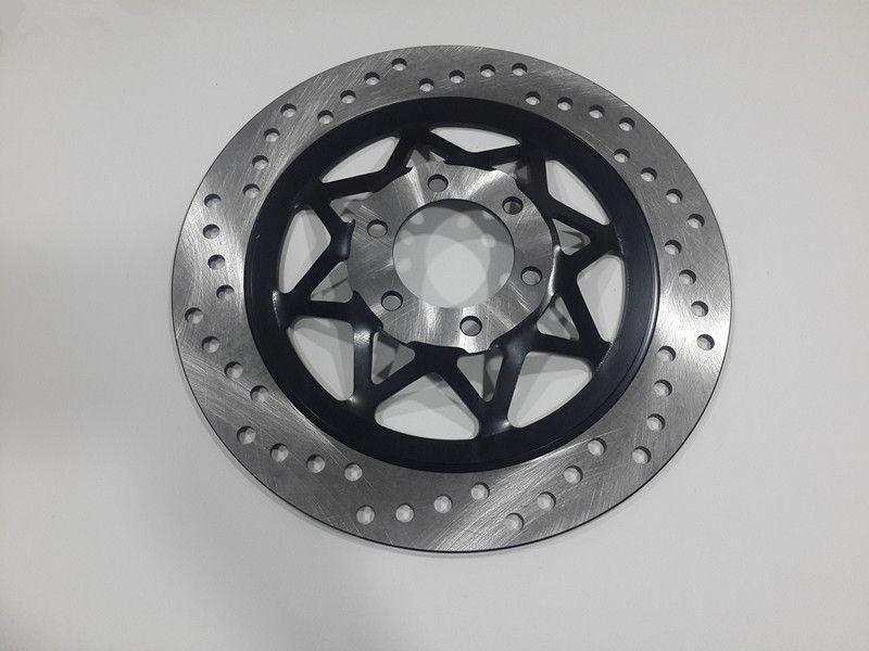 motorcycle Front brake disc GN250 Wangjiang 250 Disc brake
