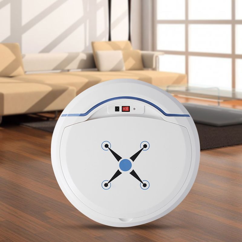 Auto Vacuum Cleaner Robot Cleaning Home Automatic Mop Dust Clean Sweep Machine Household Cleaning Tool