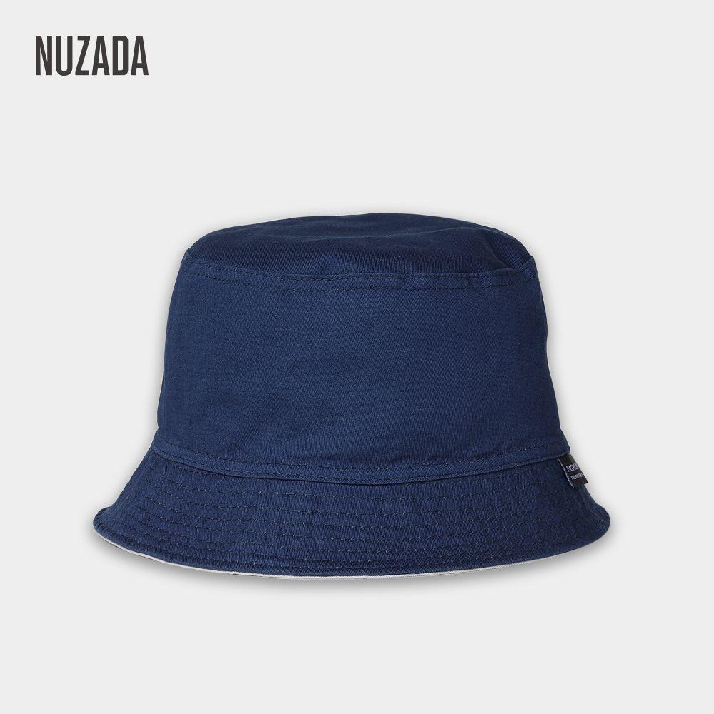NUZADA crème solaire hommes femmes seau chapeau casquettes été automne couleur unie pêcheur haute qualité coton Simple chapeaux