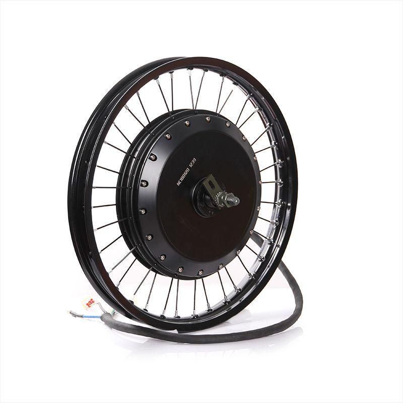 12kw-15kw Spitzen hub motor rad QS V3 273 elektrische enduro Bike Motor Rad mit Reifen