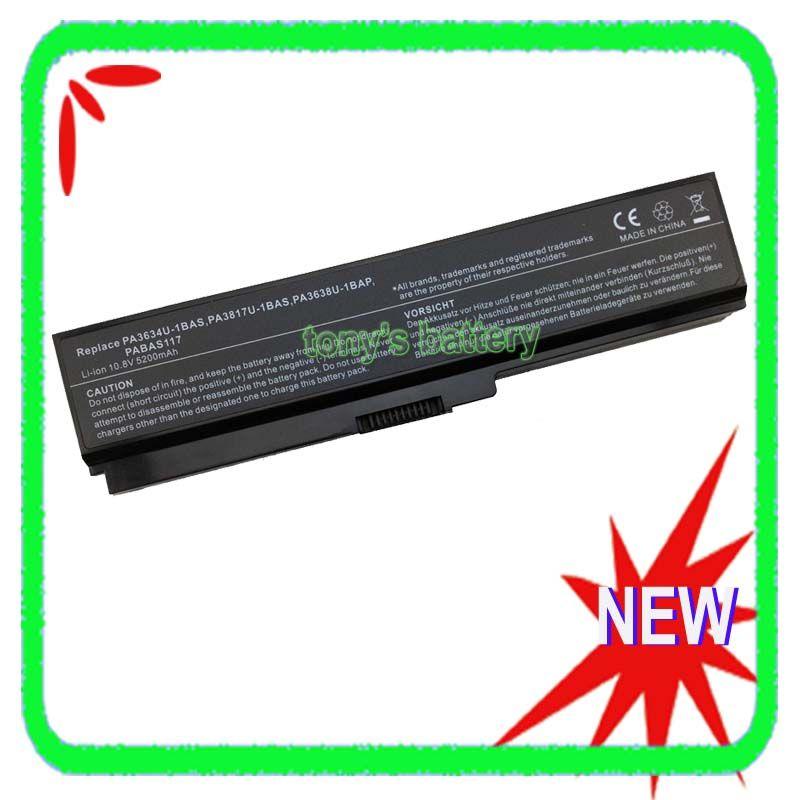 5200 mAh PA3817U-1BRS Batterie Für Toshiba Satellite M505 M600 M645 M505D C650D C650 C655 C660 L740 L745 L750 L770
