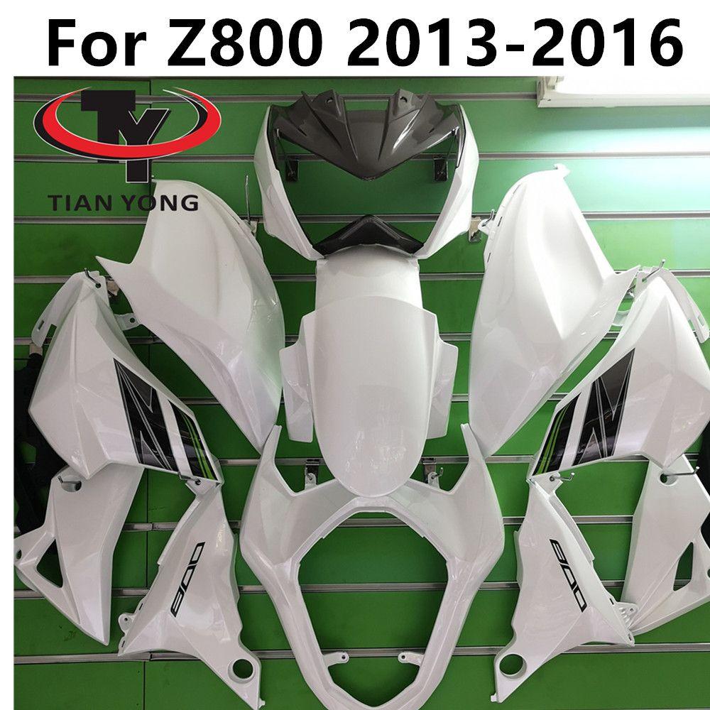 Verkleidungen Für Kawasaki Z800 Z 800 Jahr 2013 2014 2015 2016 Neue Ankunft ABS Motorrad Voll Verkleidung Kit Karosserie Cowling