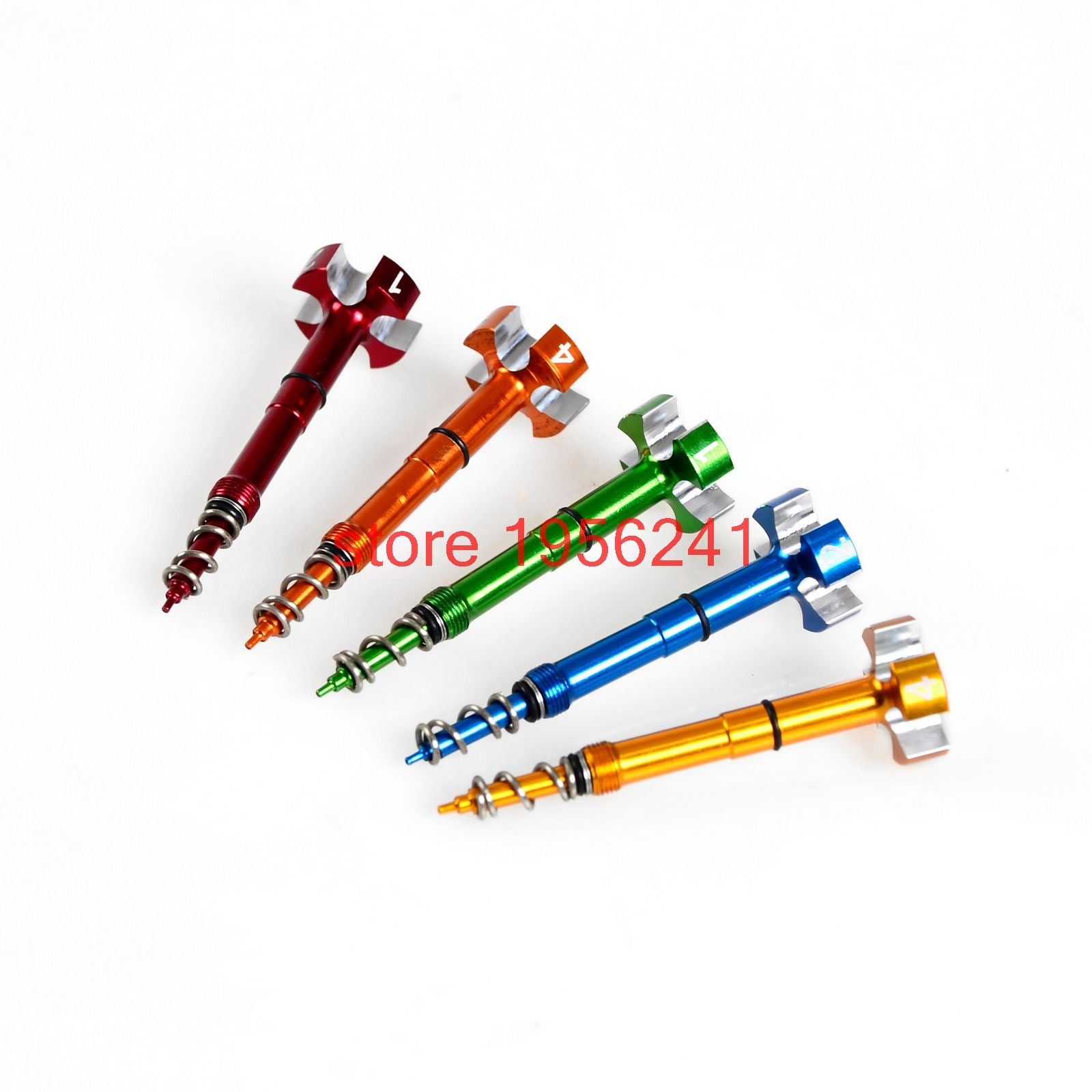 CNC Carburetor Easy Adjustable Fuel Mixture Screw For Yamaha WR250F WR426F WR450F YFZ450 YZ250F YZ426F YZ 250F 426F