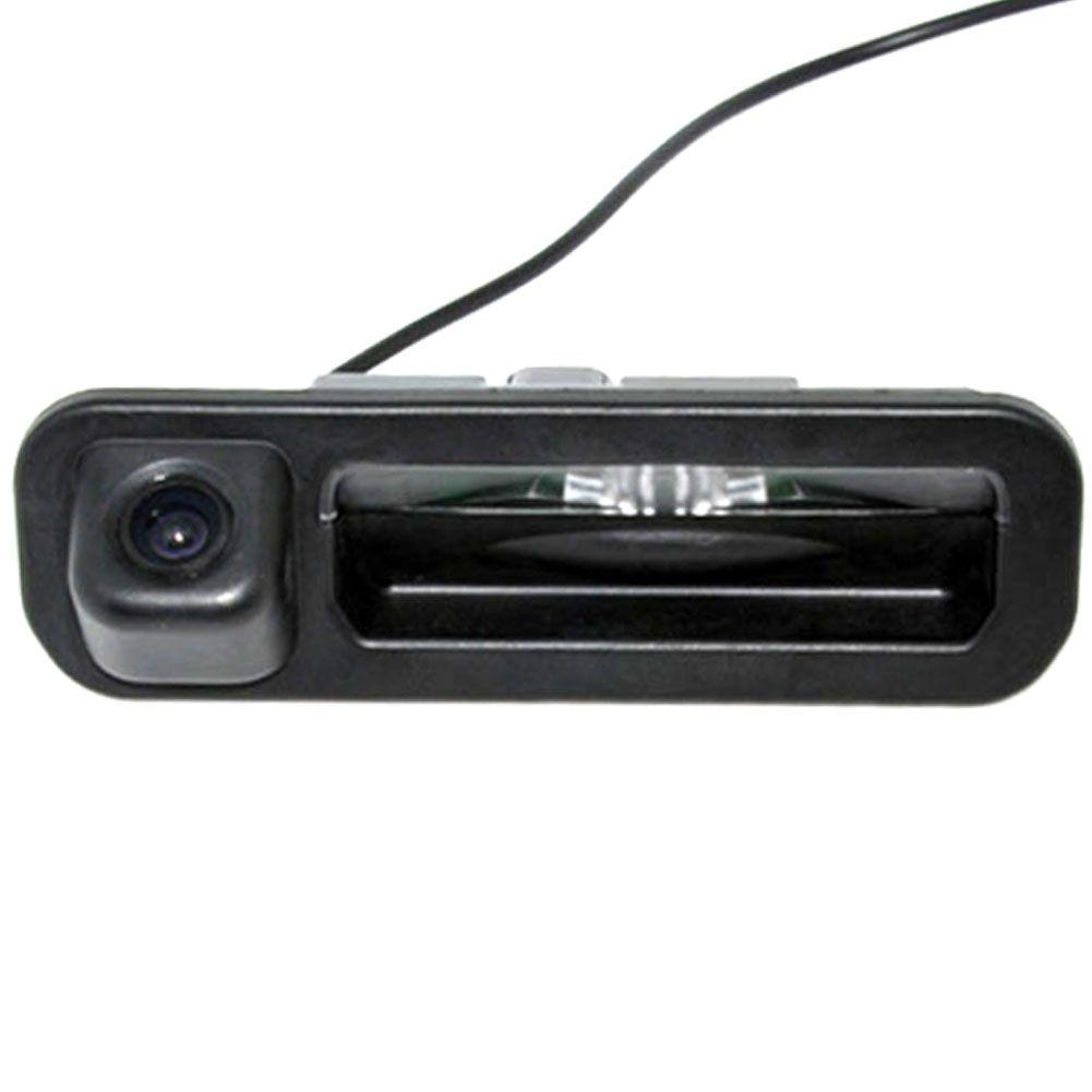 Kit de stationnement de vue arrière de secours automatique caméra de recul de voiture CCD caméra de recul de vue arrière pour Ford Focus 2012