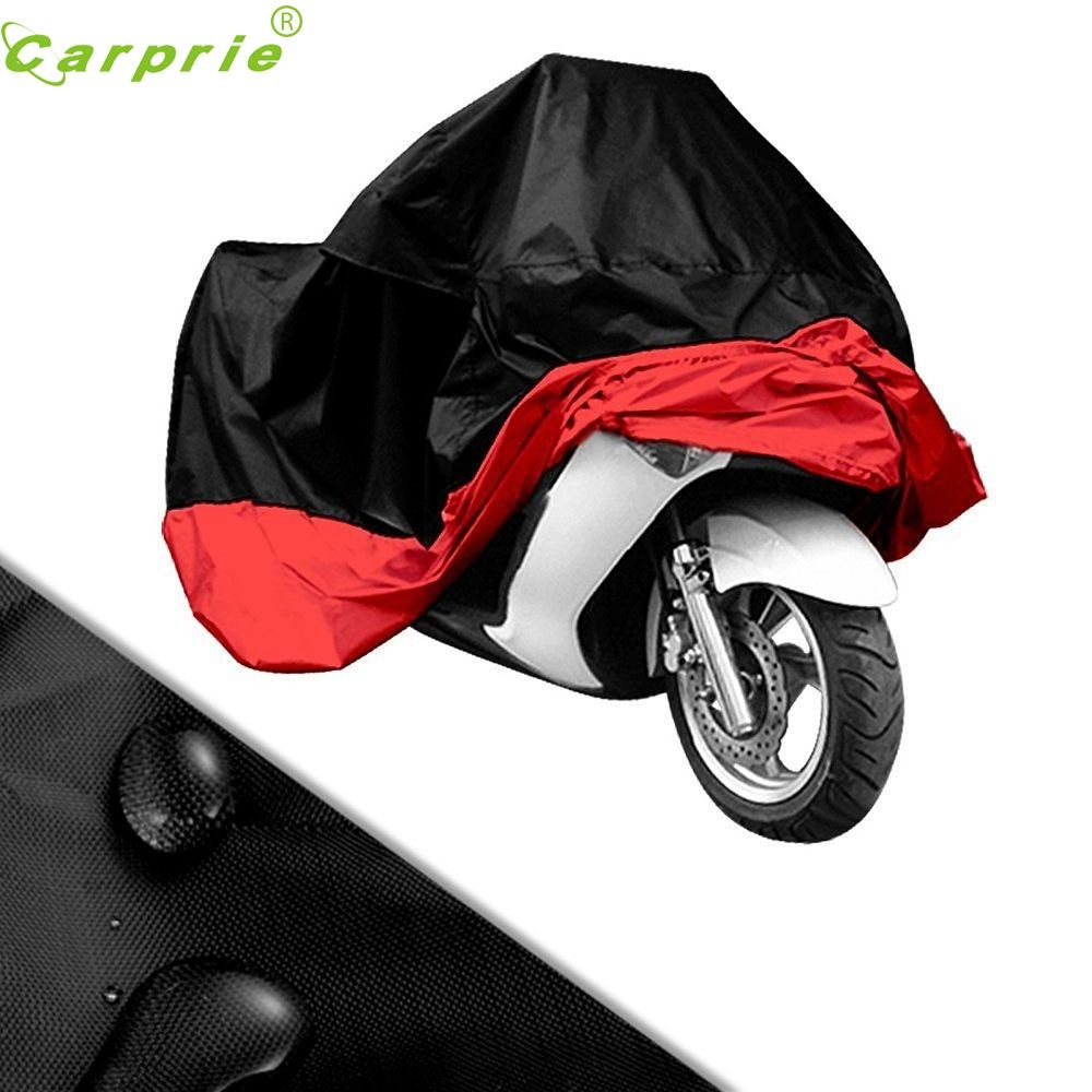 2017 Tiptop New Arrival Motorcycle Bike Accessory Polyester Waterproof UV Protective <font><b>Scooter</b></font> Case Cover apri28