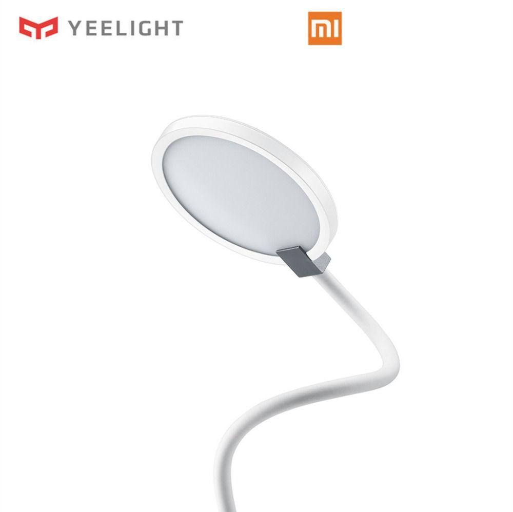 2017 New Original Xiaomi Yeelight mijia COOWOO LED Lampe de Bureau Intelligent Table Lampes Desklight Aucun Soutien Mi maison app Smart home kit