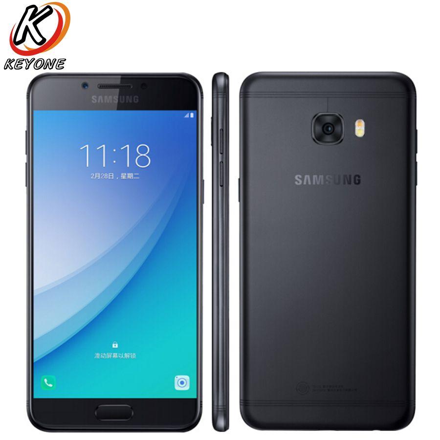 New original Samsung Galaxy C5 Pro C5010 Mobile Phone 5.2
