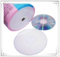 Wholesale 10 discs A+ Blank Printable 52x Blank 700MB CD-R Discs