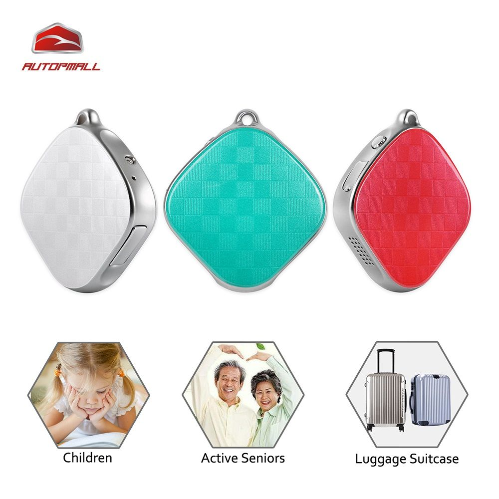 Mini Micro GPS Tracker Locator Kids Children GPS LBS Wifi Real Time Tracking Device 5 Days Standby SOS Alarm Voice Monitoring A9