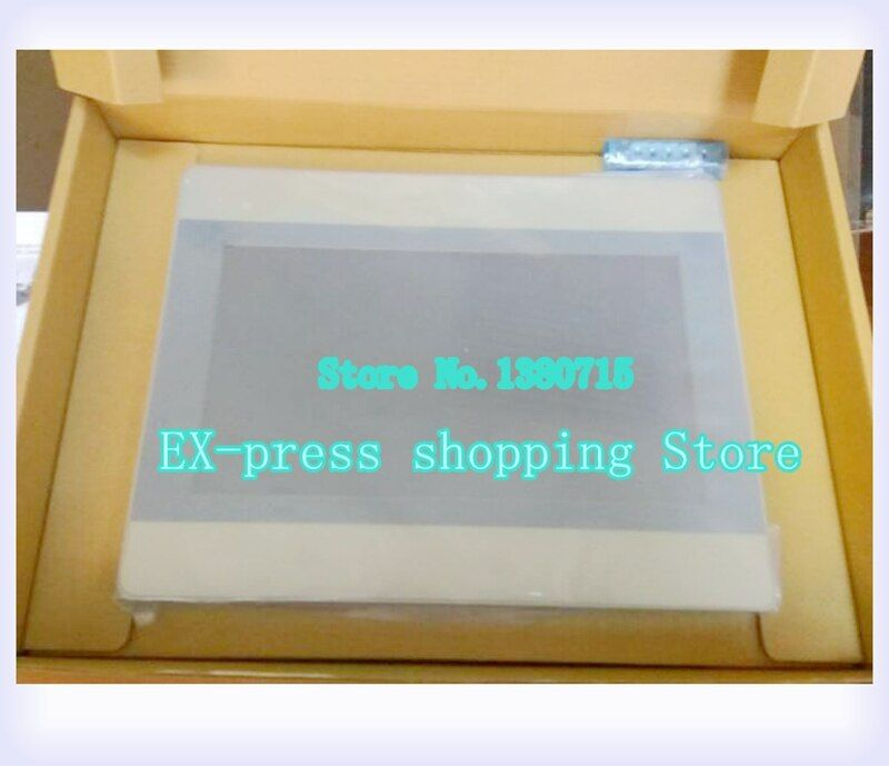 New update HMI MT8102iE HMI Touch Screen 10.1 inch 1024x600 Ethernet replace MT8100iE