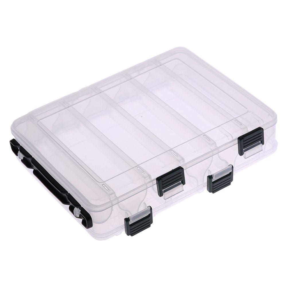 Carpe De Pêche Accessoires Leurres Bait Box Case Transparent Silicone Crevettes Boîtes pour la Pêche S'attaquer Boîte De Pêche Pesca