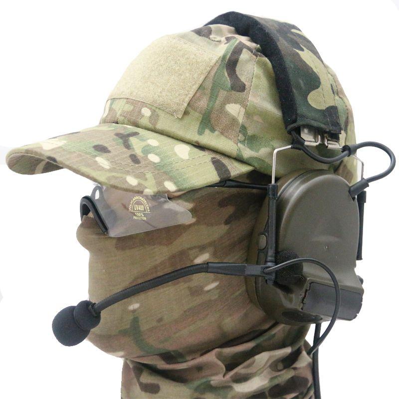 Outdoor Z Taktische Comtac II Headset für Airsoft Paintball Jagd Headset (Z 041)