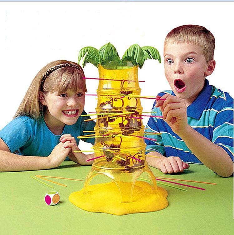 Falling Tumbling Monkeys Game Children Educational Toys Dump Monkey Kids Birthday Gifts Family Interaction Board Game Toy