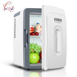 12L mini refrigerador mini portátil de Casa estudiante médico albergue refrigerador cosmético almacenamiento en frío mini refrigerador AC 220 V/DC 12 V