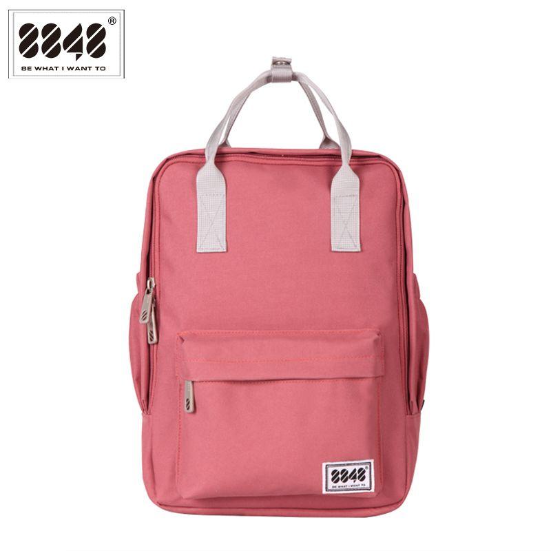 Summer Women School Backpacks Pattern Fashion Backpack School Bag 8848 Brand Backpack Soft Back Soft Handle 10 L 003-008-008