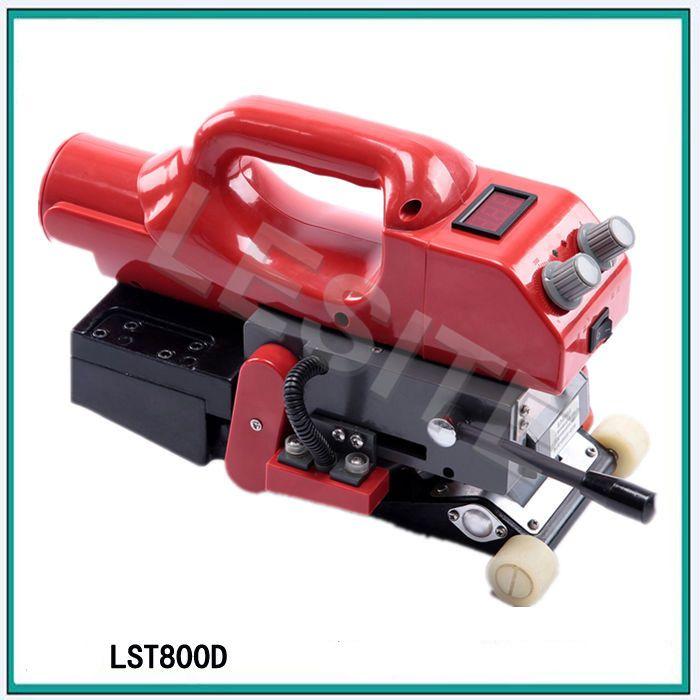 LST800D Automatic crawl geomembrane welding machine welding machine tunnel waterproof board anti-seepage film welder