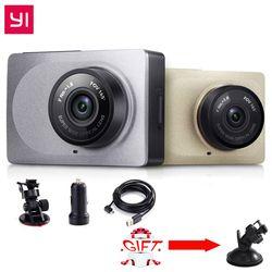 Yi DashCamera DVR International Edition WiFi 165 Degree 1080P 60fps 2.7 Inch Camcorder for Android&IOS  Smart Car DashCamera