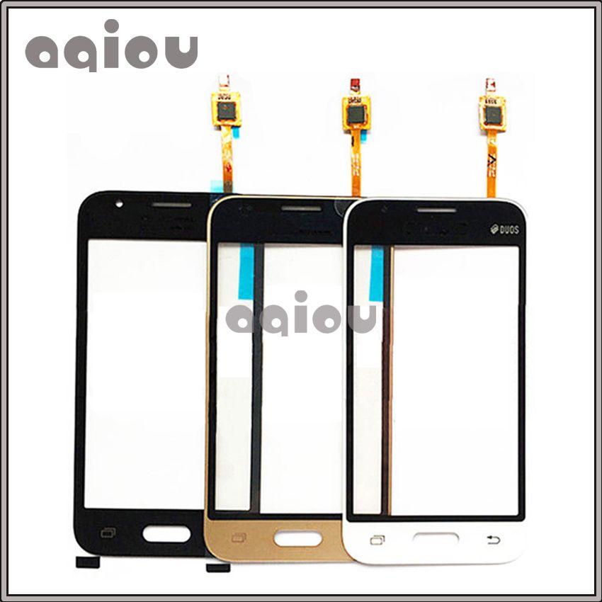 Front Panel For Samsung Galaxy J1 Mini J105 SM-J105Y J105H J1 j106 Touch Screen Digitizer Glass Lens Sensor Free Shipping