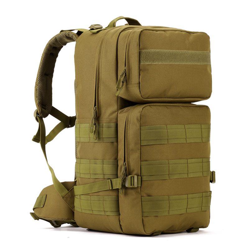 Schutz Plus Militärische Taktische Rucksack Schüler Schultasche Molle System Wasserdichte Rucksäcke Explorer Trekking taschen Wandern