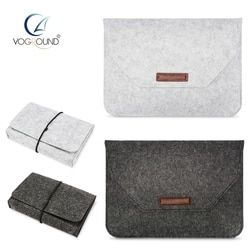 VOGROUND Notebook Sleeve Bag Case For Apple Macbook Air Pro Retina 11 12 13 15 Laptop Anti-scratch Cover For Mac book 13.3 inch