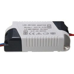AC85-265V LED Driver Adapter Power Supply LED Light Lamp Lighting Transformer 300mA 1-3W 5W 7W 12W 15W 24W