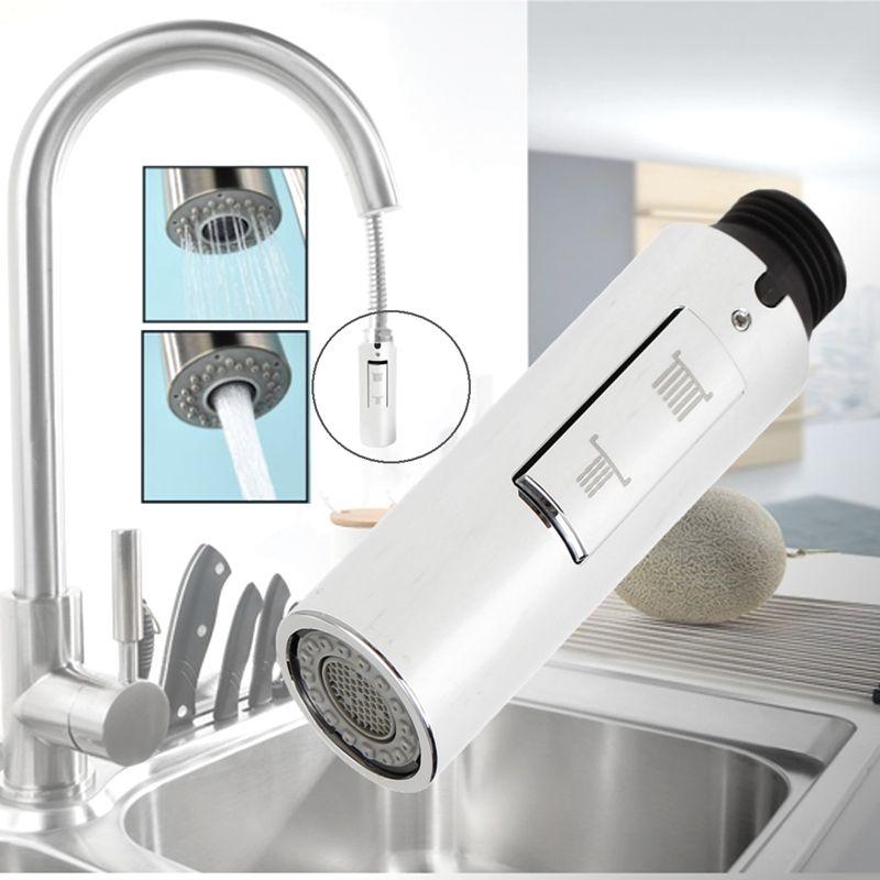 Xueqin 1 stück Küche Spritzen Ersatzersatz Wasserhahn Tüllen Mischbatterie Wasserhahn Herausziehen Spray Duschkopf Einstellungen