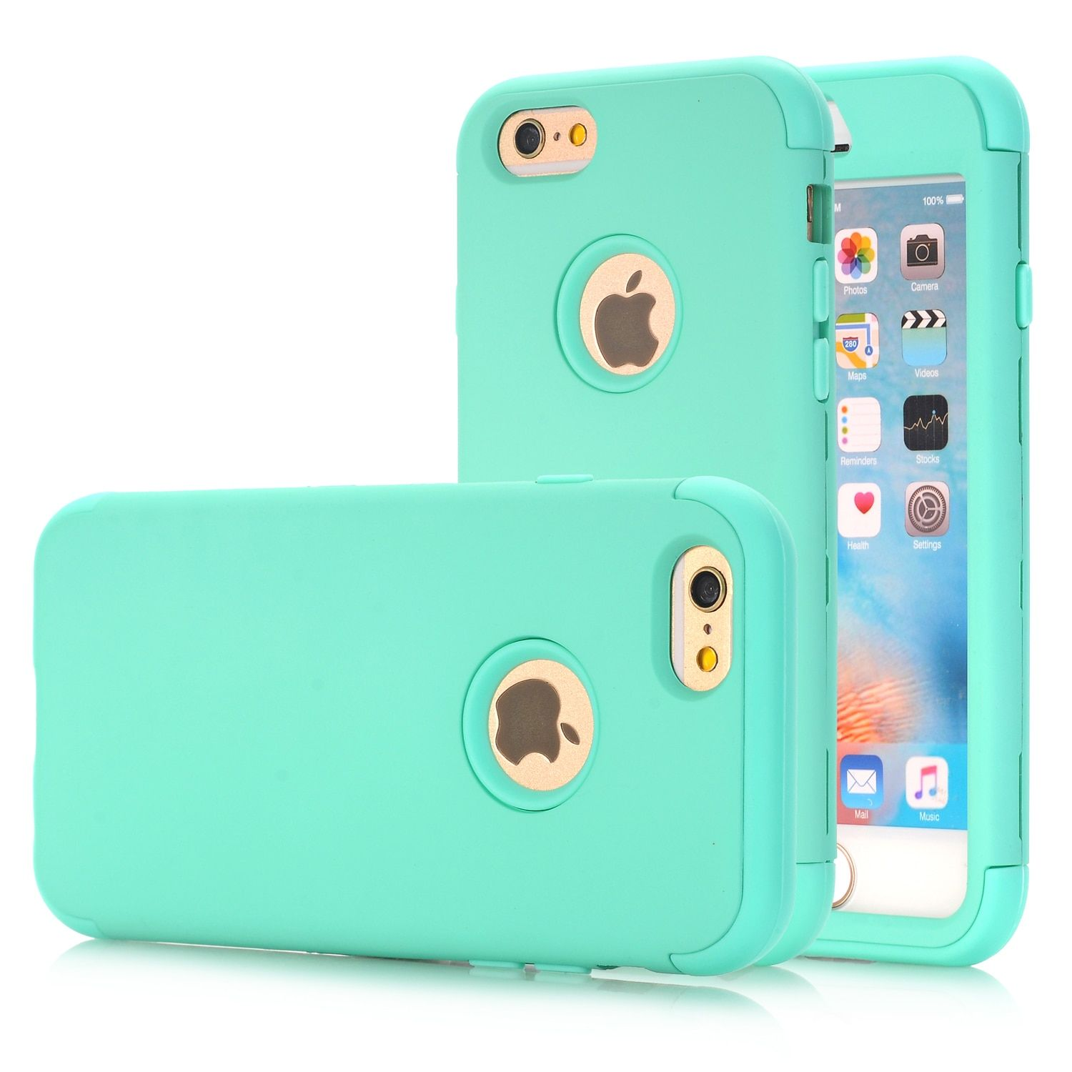 WeFor Housse Pour Apple iPhone 6 6 s 4.7