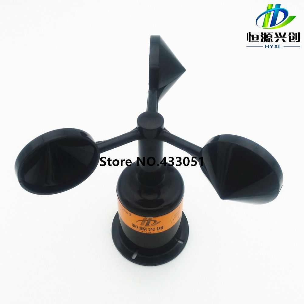 Digital output RS485 /RS232/ wind speed sensor / transmitter/ anemometer/Meteorological monitoring/Multiple signal output