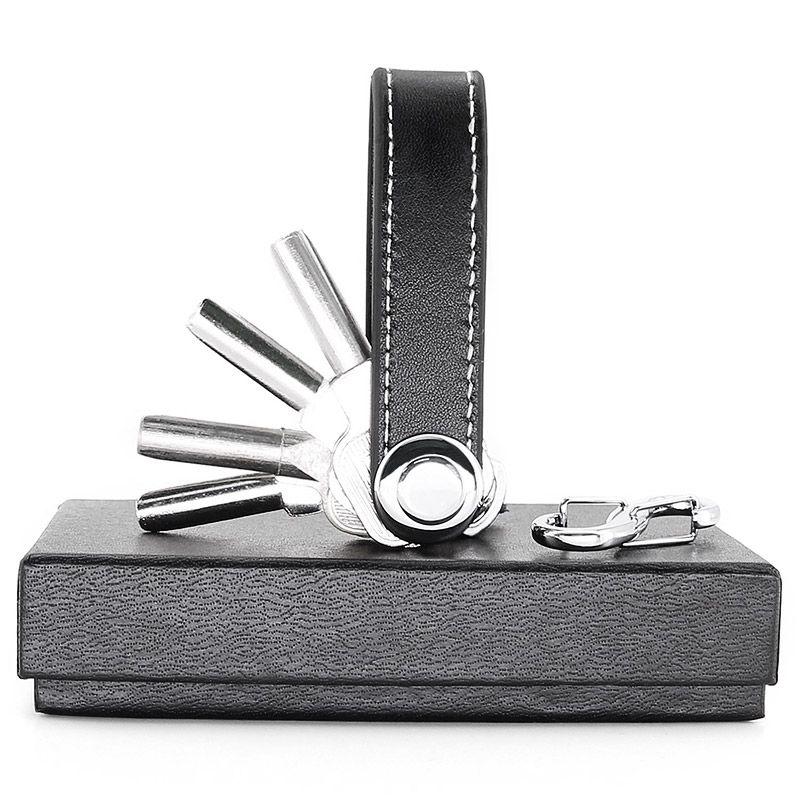 DIY Smart Key Wallet EDC Gear Key Holder Creative Gift Car Key Organizer Portable Compact Multi-functional key Clip