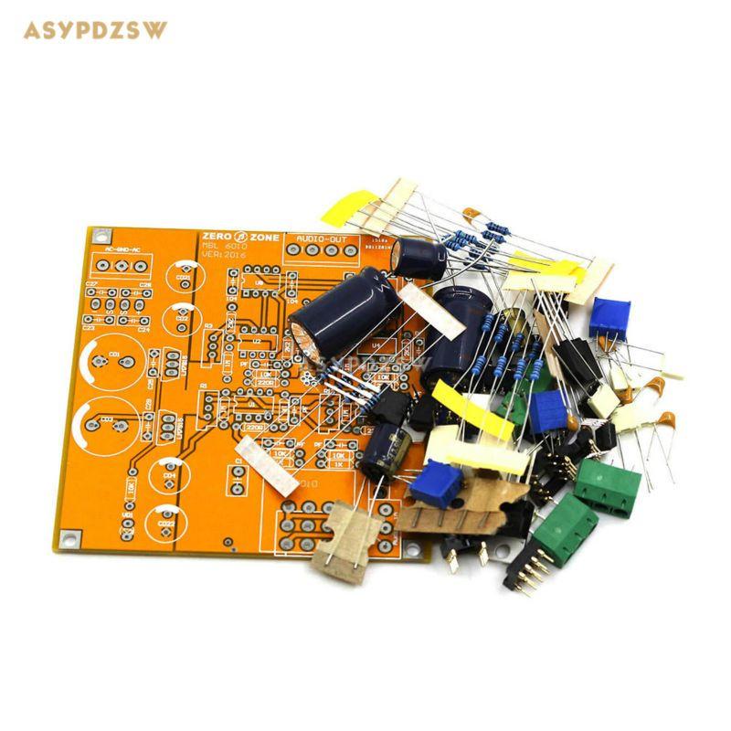 HIFI 6010 Vorverstärker DIY Kit basis auf Deutschland MBL6010D Vorverstärker schaltung