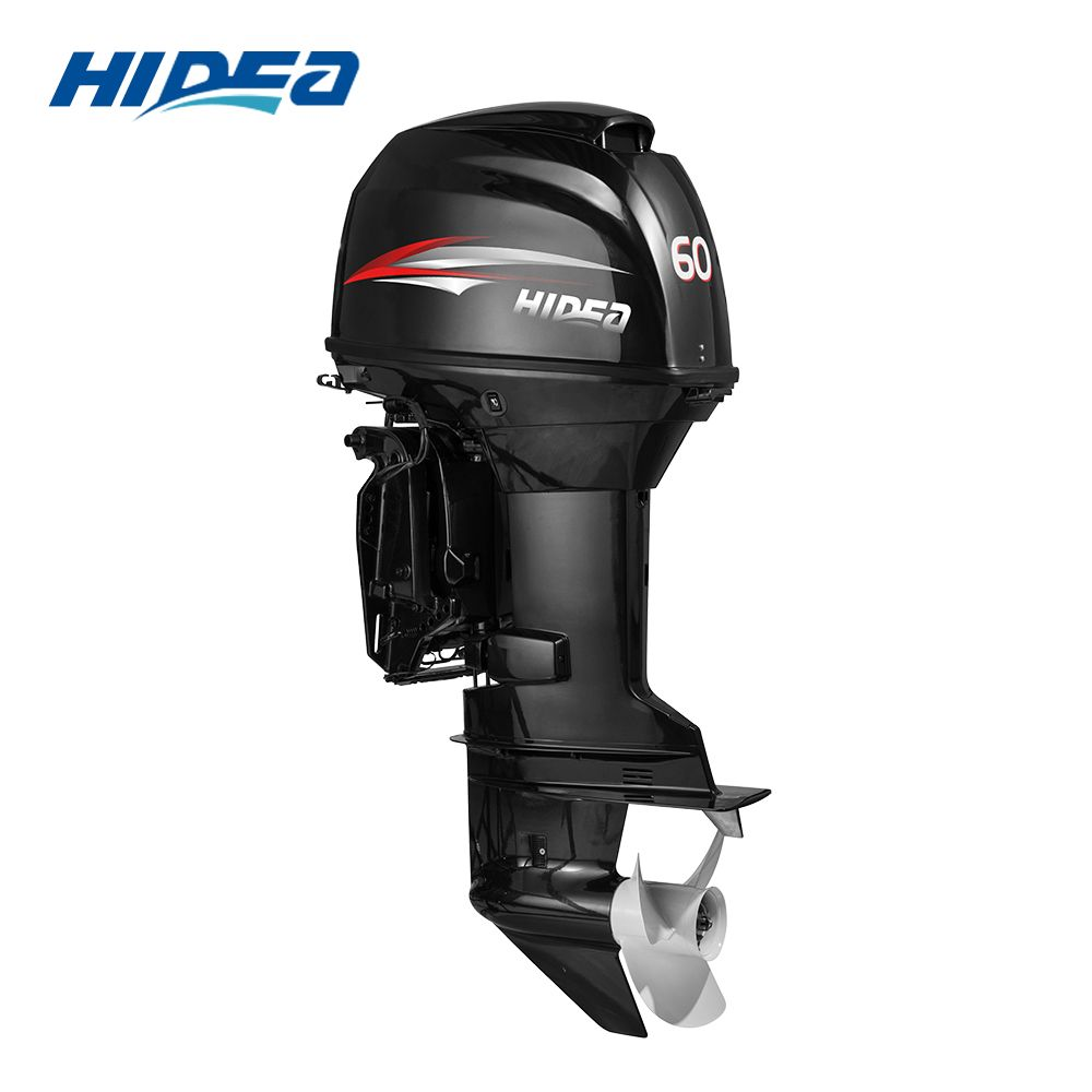Brand Original Boat Outboard Two-Stroke Motor Bateau Pneumatique For Fishing Boats Inflatable Boat Fishman With Motor Engine