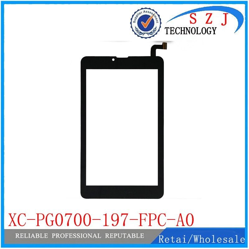 New 7'' inch touch screen for XC-PG0700-197-FPC-A0 touch panel Tablet PC digitizer sensor Free Shipping