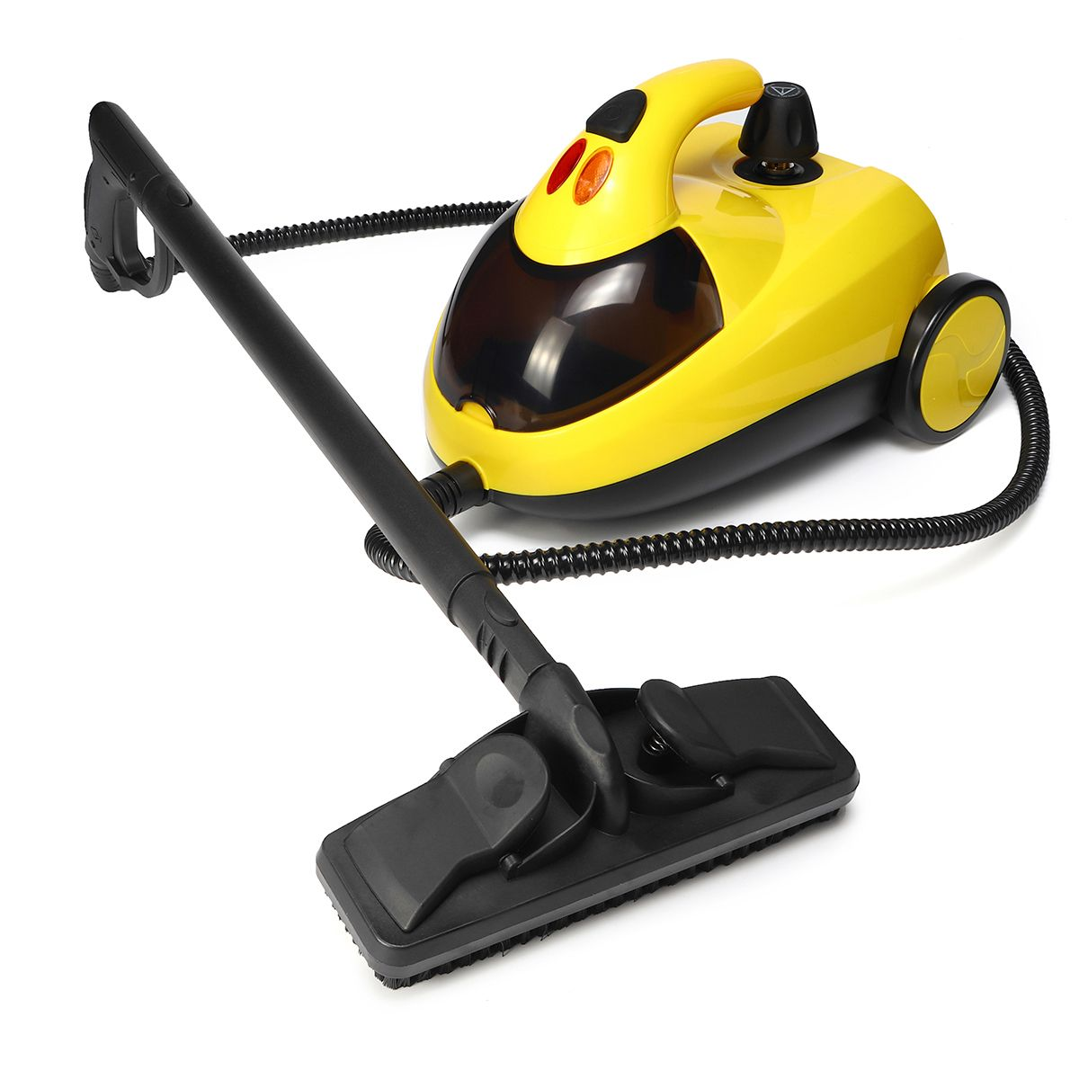 13in1 AU220V 1.5L4.0 2000W Bar High Pressure Steam Floor Carpet Cleaner Washer Cleaning Machine 360 Wheel for Clean Bathroom Car