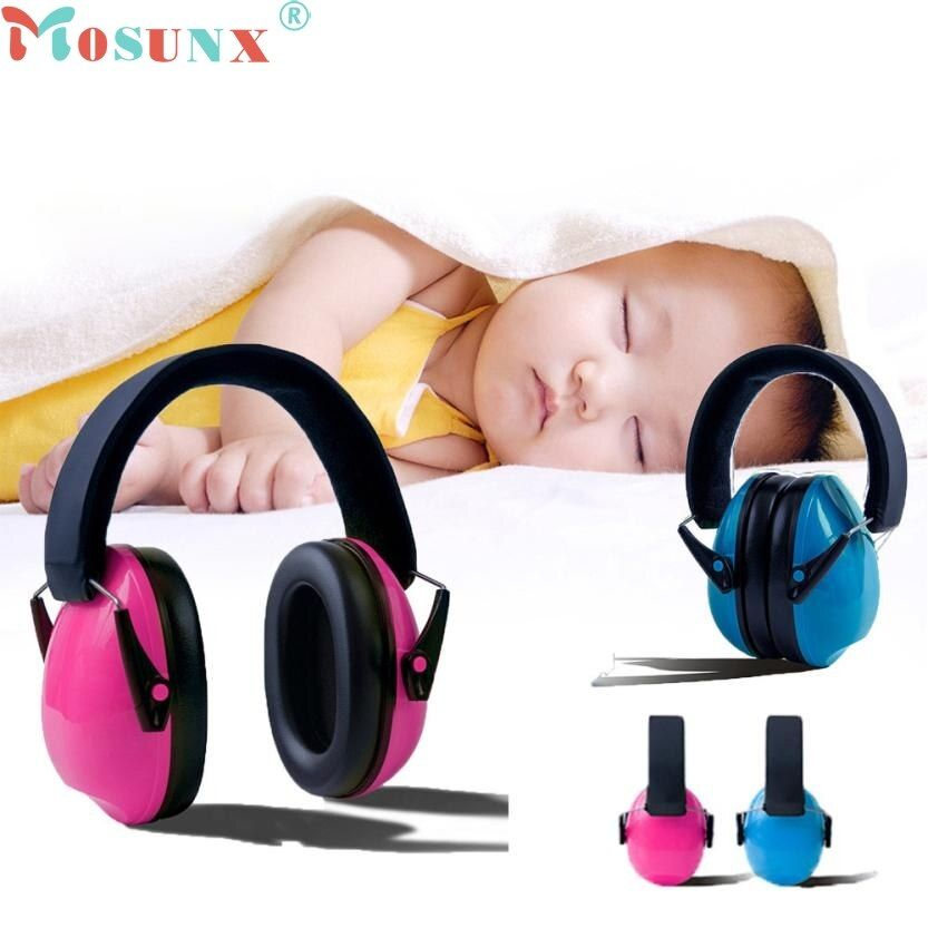 Baby noise earmuffs for children baby proof ears Baby Kids Anti noise Earmuffs Headset Hearing Protection Ear Defenders db5 p30