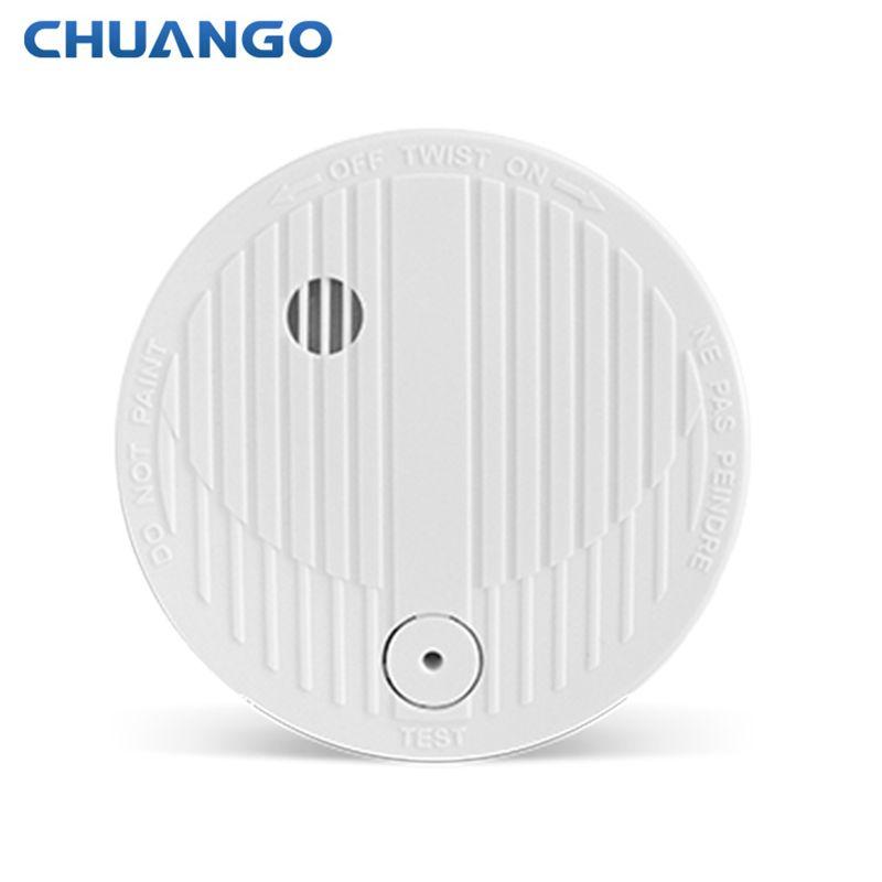 CHUANGO 315 мГц smk-500 Дым пожарный извещатель для G5 B11 A11 G3 A9 H5 GSM Wi-Fi сигнал Системы