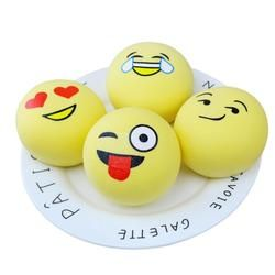 1pc Cartoon Cute Emoticons Squishy Slow Rising toys Cream Scented Stress Reliever Decor Valentine's Day Gift antistress
