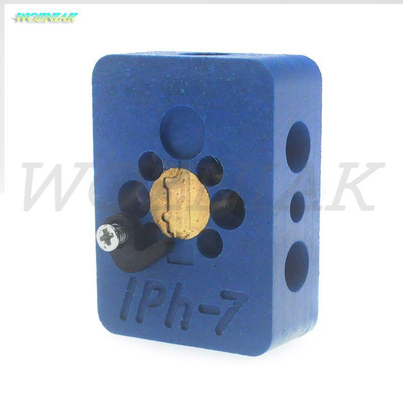 Wozniak pour la maison D'empreintes Digitales bouton réparation base mobilier plate-forme de Maintenance pour iphone 7 7g 7 p 7 plus U10 IC Outils
