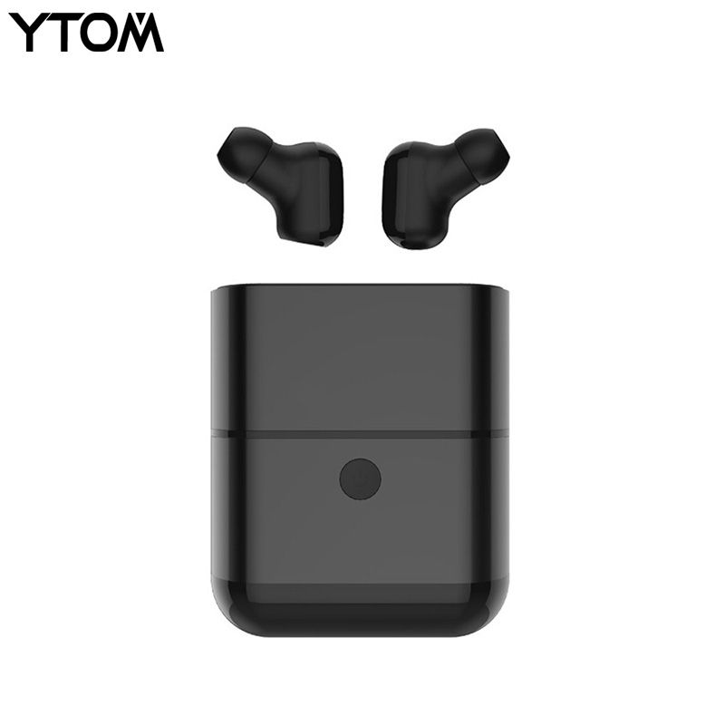 YTOM Pro Bluetooth 5,0 Kopfhörer Hifi Kopfhörer mit Mic wireless headset mit Ladegerät Box Ohrhörer für xiaomi iphone huawei