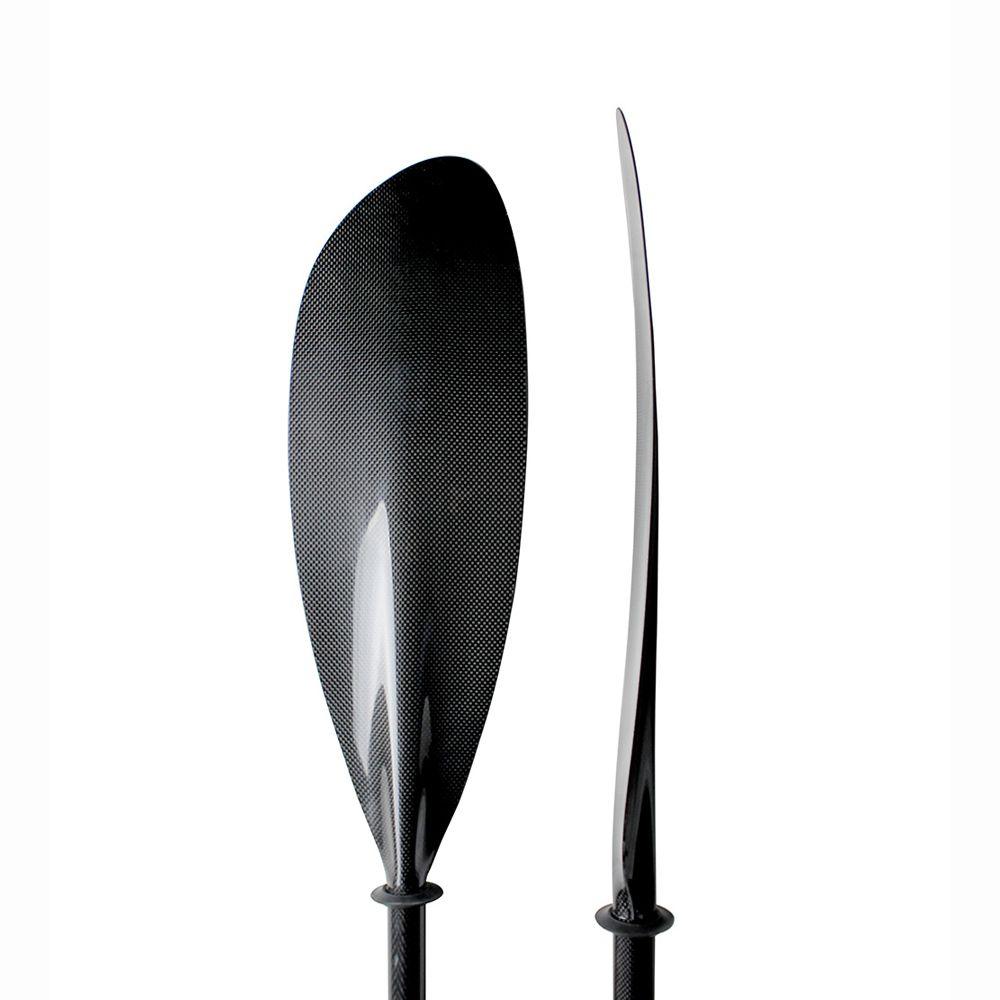 Big Sales Sea carbon Kayak Paddle Oval Shaft 10cm length adjustment and Free bag- B grade Q01 02 32