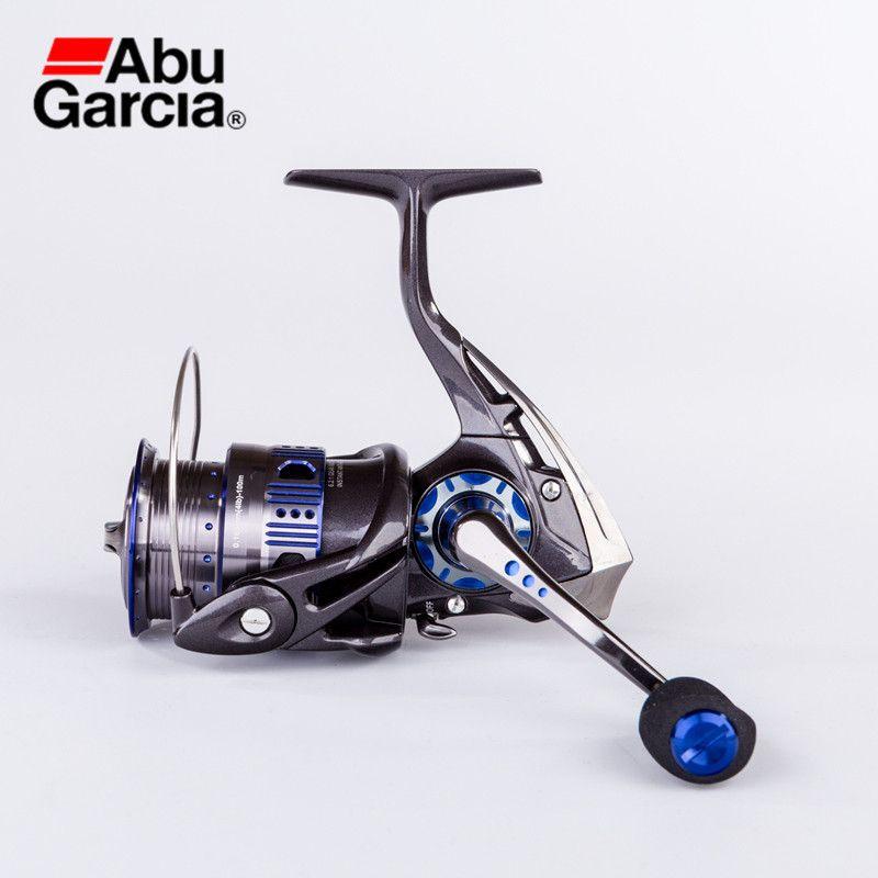 Abu Garcia REVO DEEZ Spinning Reel 9+1BB 6.2:1 1000 Freshwater Fishing Reel JB TOP50 Professional Angler Special Carretilha