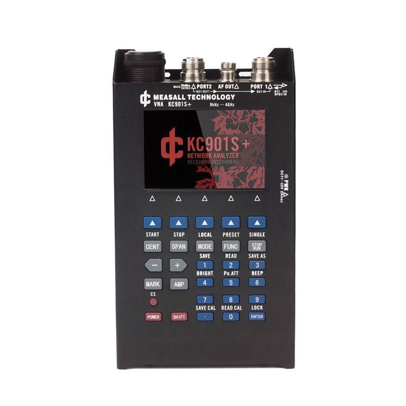 Analyseur de réseau vectoriel KC901S +