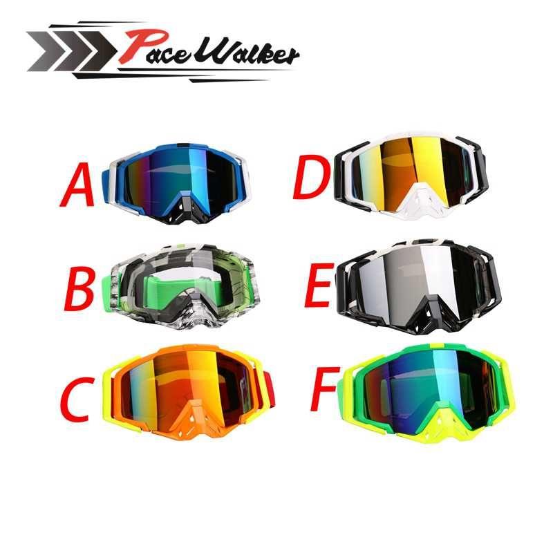 Motorcycle glasses Motocross Goggles Oculos Motorcycle Gafas Racing MX Goggle