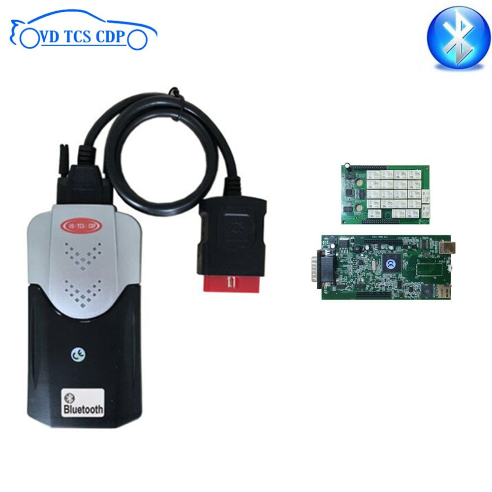 with Bluetooth ne-c relay cdp NEW VCI VD TCS Scan PRO 2016.0 free active/2015.3 R3 with keygen for vd ds150e cdp plus