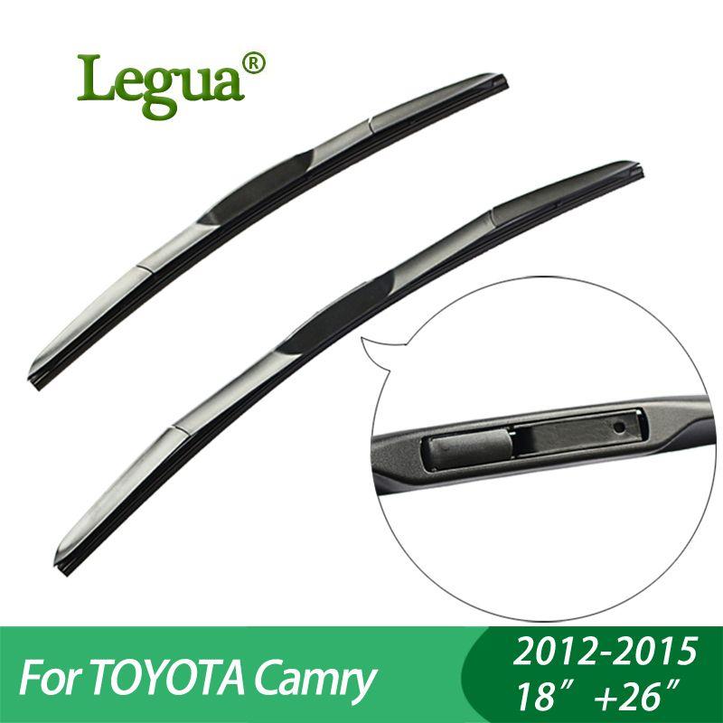 Balais d'essuie-glace Legua pour TOYOTA Camry (2012-2015), 18