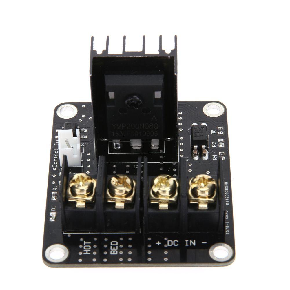 3D Drucker Teile Power Module High Power Beheizte Bett Power Erweiterungsmodul für 3d-drucker mit Anschluss Kabel
